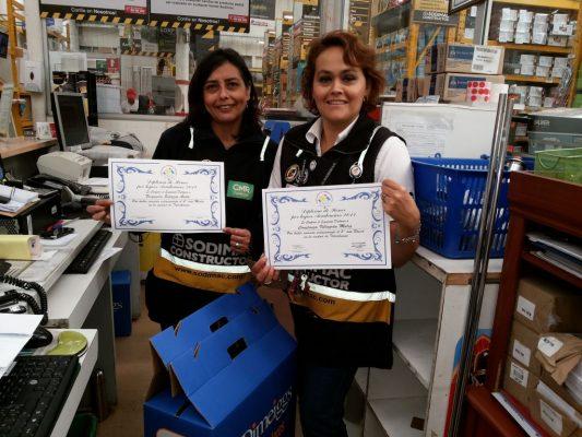 Trabajadores comenzaron a recibir el beneficio de Mochilas 2015 en Talcahuano