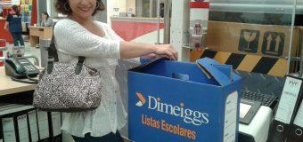 Así recibieron las mochilas 2015 en la tienda Homecenter Quilicura