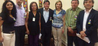 Consfecove se reunió con la Senadora Carolina Goic para analizar el proyecto de descanso dominical