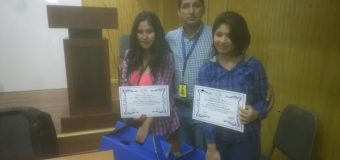 Así recibieron sus mochilas los ganadores de Puerto Montt