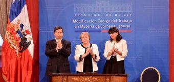 Gobierno promulga ley que aumenta el descanso dominical para trabajadores del comercio
