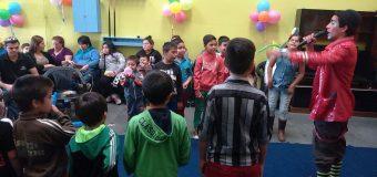 Arica celebró el día del niño con hermosa fiesta