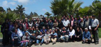 Gran cierre del Encuentro Nacional del Sindicato Homecenter en Huallilemu