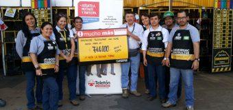 Constructor Talcahuano superó con creces el aporte de la Teletón