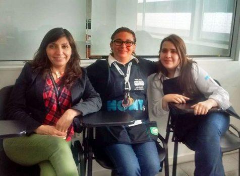 Directora Claudia Ordenes visitó tienda Homy Plaza Vespucio