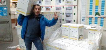 Tienda de Villarrica entregó con éxito sus cajas de Navidad