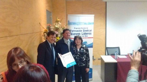 DELEGADO DE VILLARRICA CULMINA EXITOSA CAPACITACIÓN EN LA UNIVERSIDAD AUSTRAL DE CHILE