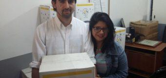 Constructor Valparaíso entregó cajas de navidad a nuestros socios