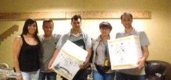Socios de La Calera comenzaron a recibir sus cajas de navidad