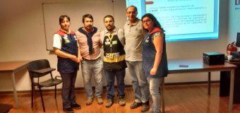 HC Bío Bío recibió visita de directores Carolina Rivas y Oscar Astete