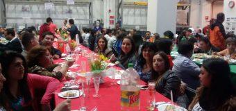 Costanera Bio Bio realizó cena de fin de año