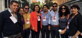 Directores participan en Décimo Congreso Nacional de la CUT