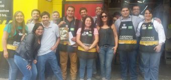 """CO Valparaíso eligió al """"Mejor jefe del primer semestre 2016"""""""