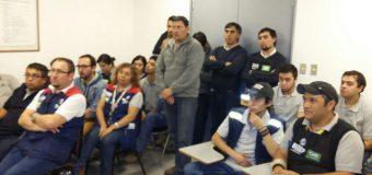 Directores realizaron reunión en Mall Plaza Concepción