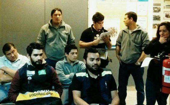 Directores realizaron reunión en San Bernardo