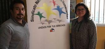 Directores realizan reunión en tienda Los Carrera de Concepción
