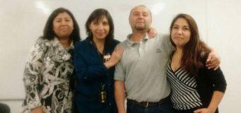 Directoras realizaron reunión en la tienda Homecenter El Bosque