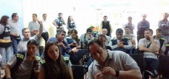 Directoras realizaron reunión en la tienda Homecenter Maipú