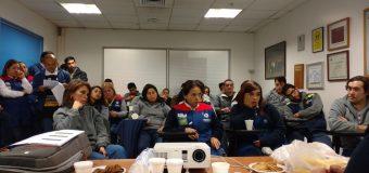 Directores informan del Proceso de Negociación Colectiva a nuestros socios de Los Ángeles