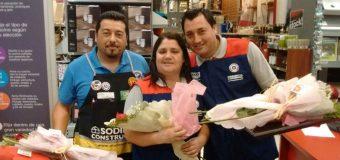 Tienda Homecenter de Reñaca celebró el Día de la Madre