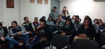 Directores realizan masiva reunión en Osorno