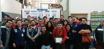 Socios de la tienda Homecenter de Coyhaique premiaron al mejor jefe