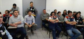 Delegado Mall Plaza Concepción expuso proyecto de Contrato Colectivo 2016-2018