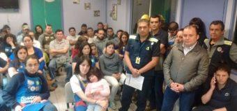 Delegada de Villarrica informó última oferta de la empresa a los socios