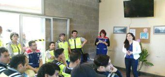 CD Lo Espejo apoyó la Huelga Sindicato Homecenter