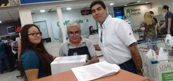 HC SAN MIGUEL COMENZÓ CON LA ENTREGA DE CAJAS DE NAVIDAD A NUESTROS SOCIOS