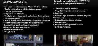 CONVENIO FUNERARIA SENDERO DE CRISTO