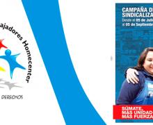 SÚMENSE A NUESTRA CAMPAÑA DE SINDICALIZACIÓN